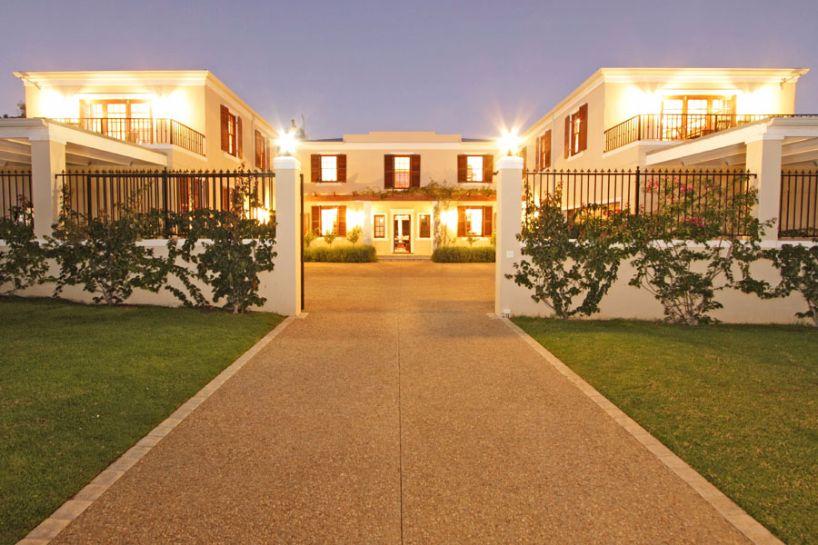 Simonsig Villa